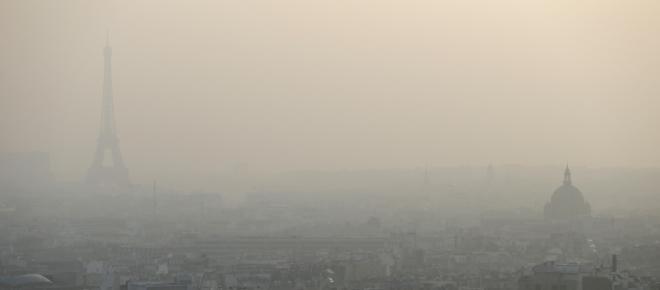 Paris : des mesures draconiennes sont prises contre la pollution