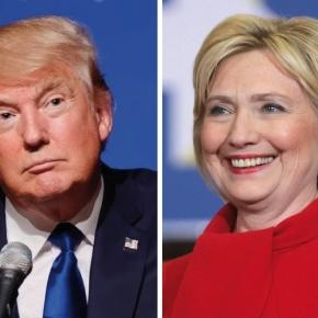 Hillary Clinton vs Donald Trump. Elecciones 2016 Estados Unidos