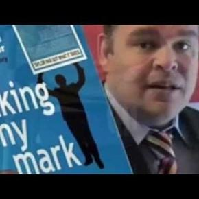 Matt Taylor Sussex Police and Crime Commissioner candidate 2012 Screencap via Matt Taylor, Youtube