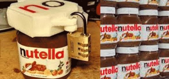 L'étiquette et la bienséance limitent la dose de Nutella à une seule cuillère à soupe à la réception de l'ambassadrice Ferrero