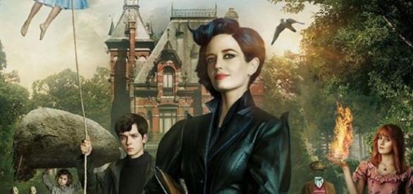 Miss Peregrine : un livre ... au cinéma