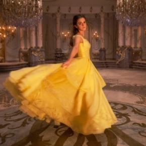 Watson in Beauty and the Beast - thesun.co.uk/tvandshowbiz/2121341/emma-watson-dazzles-in-first-glimpse-of-live-action-beauty-and-the-beast-remake