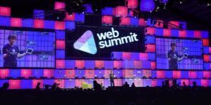 Web Summit 2016 arrancou esta segunda-feira em Lisboa, no Meo Arena