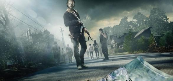 Just how do 'The Walking Dead' and 'Breaking Bad' link together? [Image via AMC]