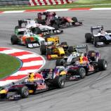 Cambiamenti F1 a partire dal 2017