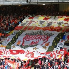 Fans at Anfield on game day. Pixabay.com