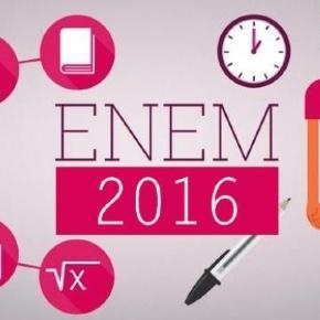 Prova do Enem foi tranquila em 2016