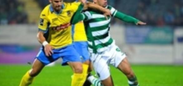 O Sporting recebe o Arouca em Lisboa.