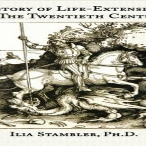 Ilia Stambler, cover Book, from amazon.com