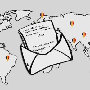 Primele plicuri cu buletinele de vot prin corespondenţă au plecat spre alegători