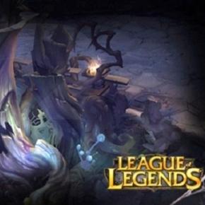 Bosque Retorcido League of Legends - Partidos Clasificatorios LAN LAS