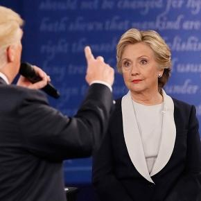Donald Trump & Hillary Clinton Debate in St. Louis | National Review - nationalreview.com