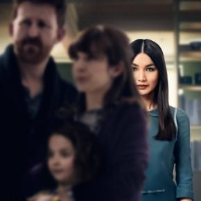 Gemma KHAN as a Robot with a different in returning drama Humans
