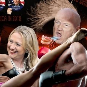 Hillary VS Trump : le combat final !