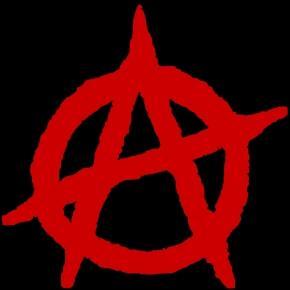 Le logo de l'anarchie, symbole