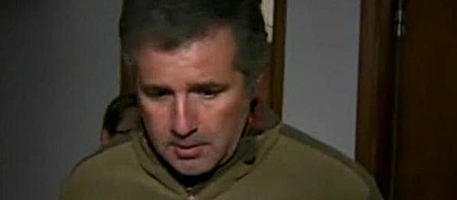 Pedro Dias entregou-se à polícia em directo pela televisão