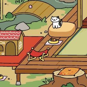 Cat game Neko Atsume set to become live-action film - gamezebo.com