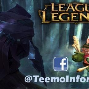 League of Legends @TeemoInforma