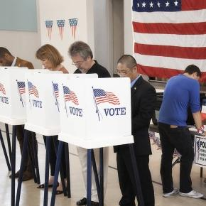 Stop voter fraud once and for all (via Blasting News image library - wsj.com)