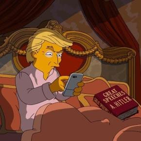 The Simpsons' parody Donald Trump, Hillary Clinton in video ad ... - nydailynews.com