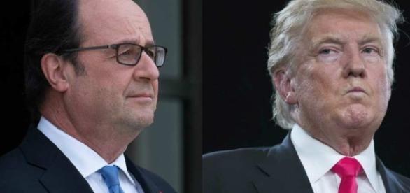 "Hollande réplique à Trump : ""La France sera toujours la France ... - lesechos.fr"