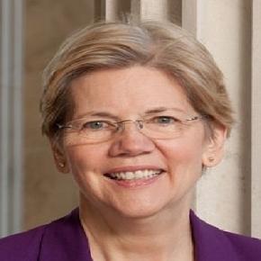 Elizabeth Warren (Public Domain photo - wikimedia.org)