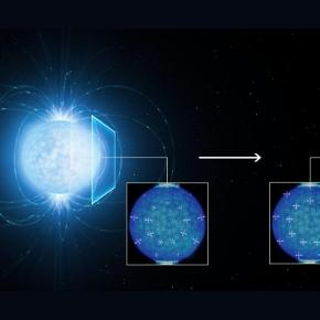 First Signs of Weird Quantum Property of Empty Space? - SpaceRef - spaceref.com