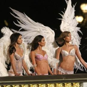 Les Anges de Victoria's Secret à Paris