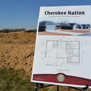Vian to get 30 HACN homes this fall - cherokeephoenix.org