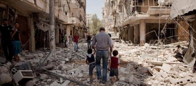 Guerra en Siria: con la mirada puesta en la destrucción de Alepo