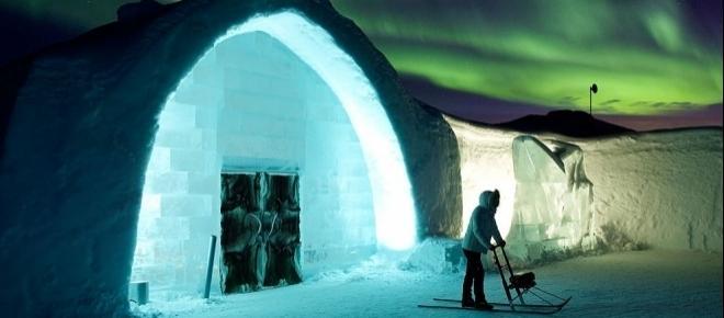 Un hotel diferente y de hielo: bienvenidos al ICEHOTEL