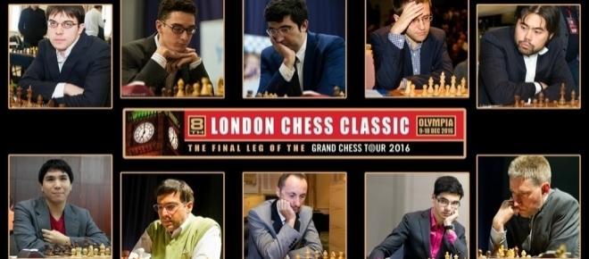 London Chess Classic 2016: Runden 3 bis 5