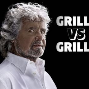 """Grillo vs Grillo"""" al Teatro Politeama di Genova"""