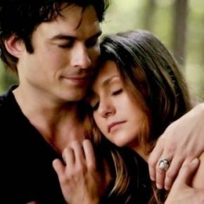 The Vampire Diaries: será que Damon e Elena vão ter um final feliz? (Foto: CW/Screencap)
