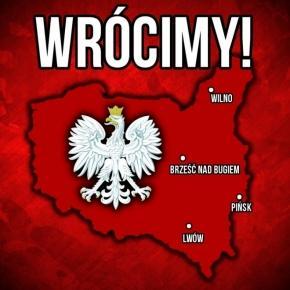 Wrócimy! Czyli jak Polska utraciła Lwów.