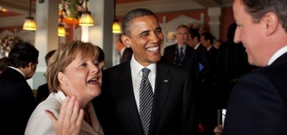 Und ich sage euch: Es gibt in der Welt immer noch jede Menge Schwarzkünstler und Hexen... Official White House Photo, public domain