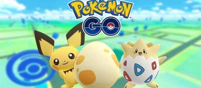 Pokemon Go: comienza el lanzamiento de la segunda generación