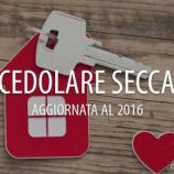Cedolare Secca 2016 , tutte le novità del 2016