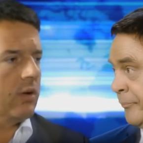 Crozza-Renzi e la parodia sulle note di Rovazzi: 'Tutto molto interessante'
