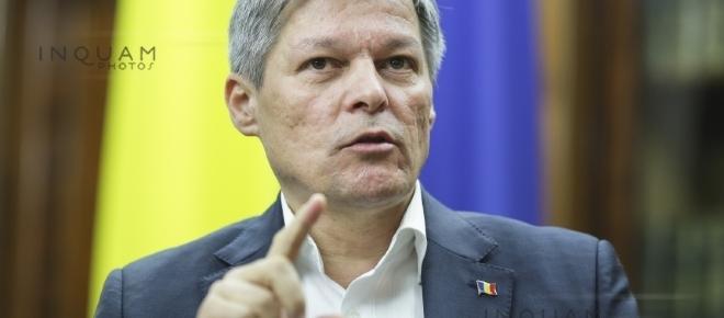 Dacian Cioloș: Guvernul meu nu se va atinge de Codul Fiscal