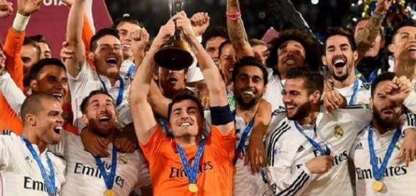 O Real Madrid procura repetir a conquista de 2014