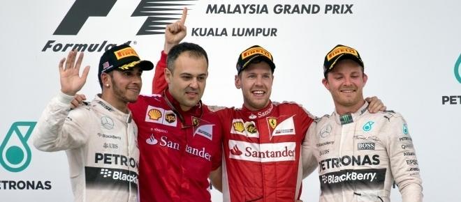 Sebastian Vettel: Steht sein Rauswurf bei Ferrari 2017 bevor?