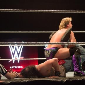 """WWE """"Roadblock 2016"""" will feature Chris Jericho amongst other superstars in action. [Image via Flickr Creative Commons]"""