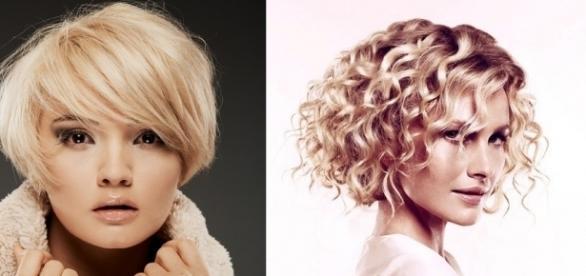 Moda tagli di capelli 2017: trionfa lo short curly bob