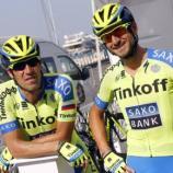 Matteo Tosatto, vent'anni nel ciclismo pro