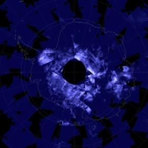 The Electric Blue Polar Cloud Season Came Early This Year ... - capradio.org