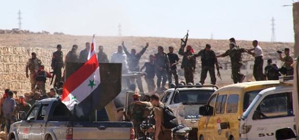 Svolta nella crisi siriana - sputniknews.com