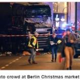 DIRECT] Un camion fonce dans un marché de Noël à Berlin: au moins ... - lindependant.fr