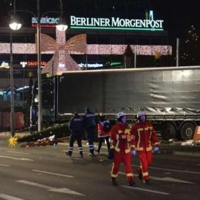 Anschlag auf Weihnachtsmarkt in Berlin am Ku-Damm: Lastwagen rast ... - tz.de