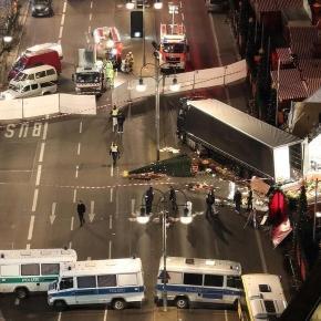 War es Terror? Berlin nach Lkw-Todesfahrt unter Schock - bluewin.ch